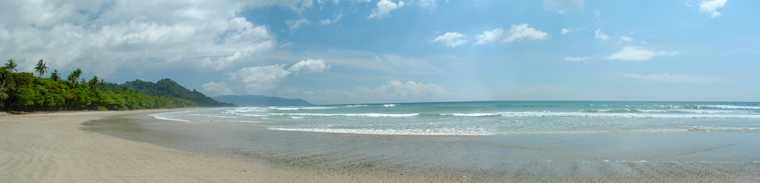 Playa Hermosa, just north of Santa Teresa, Costa Rica