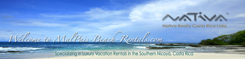 Malpais and Santa Teresa Vacation Rentals